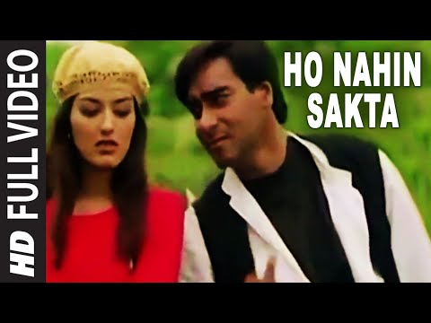 Download Ho Nahin Sakta [Full Song] | Diljale | Ajay Devgn, Sonali Bendre HD Mp4 3GP Video and MP3