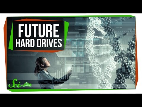5D Holograms  DNA Amazing Hard Drives of the