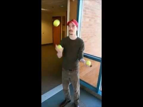 Click to watch Juggling Made Easier