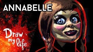 Video La TÉTRICA HISTORIA de ANNABELLE - Creepy Draw MP3, 3GP, MP4, WEBM, AVI, FLV November 2017