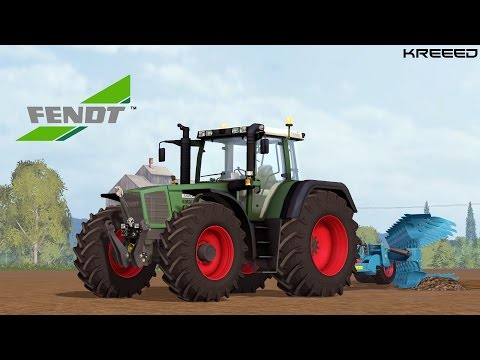 Fendt Favorit 800 Pack v1.0