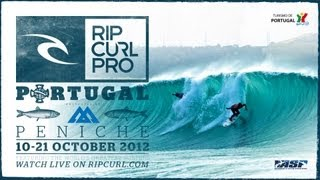 Official Teaser - Rip Curl Pro Portugal 2012 presented by Moche