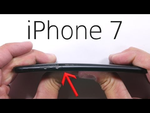 Apple iPhone 7 Gets Torture Tested