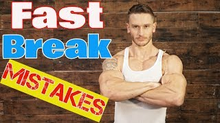 Video Top 3 Mistakes People Make when Breaking a Fast MP3, 3GP, MP4, WEBM, AVI, FLV Juli 2019