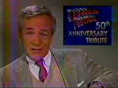 Jack Larson hosted a Superman festival on Thanksgiving day 1988. I recorded it on a VHS tape. Enjoy.