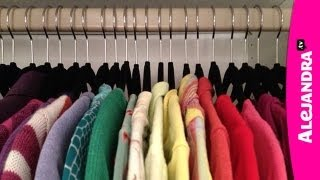 Closet Organization Ideas & Tips: Organizing Your Closet