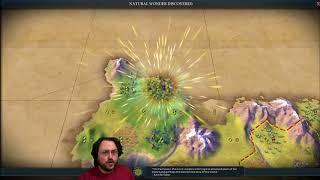 Video Let's Play: Civilization 6 -- Deity Spain -- Ep 1 MP3, 3GP, MP4, WEBM, AVI, FLV Maret 2018