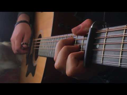 Game of Thrones Theme Played on an Acoustic 12String