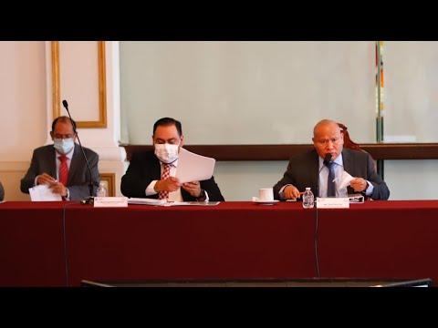 Cabildo H. Ayuntamiento de Tlalnepantla de Baz 23 agosto 2021