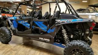 5. 2017 POLARIS RZR XP 4 TURBO EPS