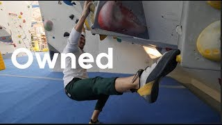 OUT climbed by Youtubers by Bouldering Bobat