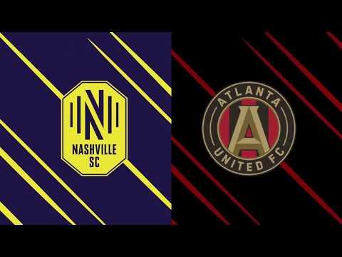 Nashville SC Soccer Club 1-2 FC Atlanta United