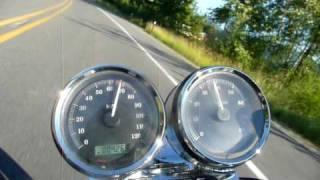 8. 2007 Harley Davidson Sportster XL 1200R Roadster..