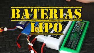Video Baterias LIPO - Cuidados, Balanceo, Carga y Almacenaje MP3, 3GP, MP4, WEBM, AVI, FLV September 2019