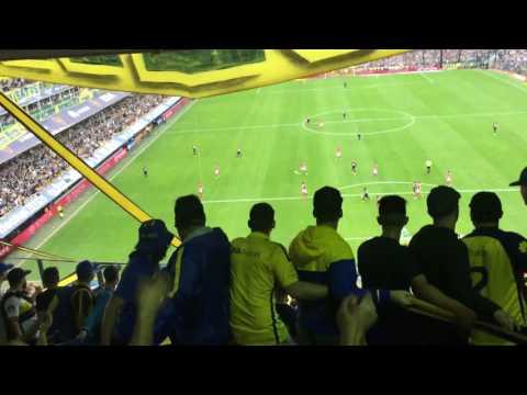 Que paso con el fantasma del descenso - Boca Unión 2017 - La 12 - Boca Juniors
