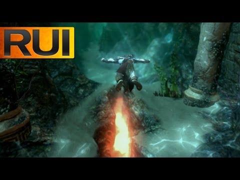 God of War - Ascension - Kratos Goes for a Swim [Ep. 9]