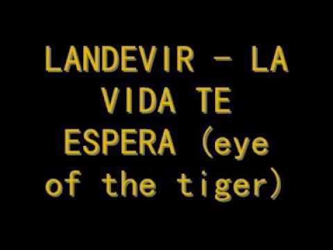 Tekst piosenki Lándevir - La vida te espera (Survivor cover) po polsku