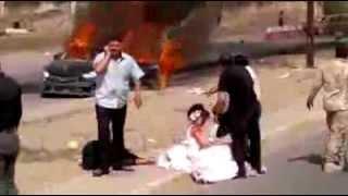 زفه عرس تتحول إلى عزاء في العراق...لاحول ولا قوة الا بالله
