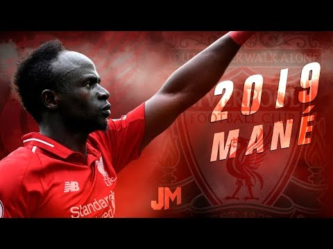 Sadio Mané 2017/19 | Dribbling skills & Goals | HD