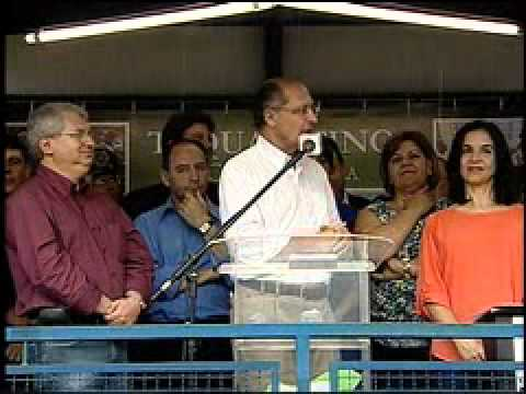 Discurso - SP assina convênio para construção de ETE em Taquaritinga