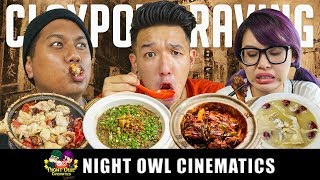 Video FOOD KING: CLAYPOT CRAVINGS! MP3, 3GP, MP4, WEBM, AVI, FLV September 2018