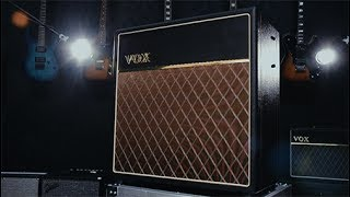 Shop Now: http://www.guitarcenter.com/Vox/AC15-60th-UK-Anniversary-Tube-Combo-Amp.gcCheck out the limited edition Vox 60th UK Anniverasry Hardwired  AC15.