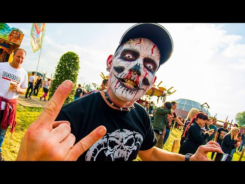 Harmony Of Hardcore 2018 - Aftermovie Father & Son HD