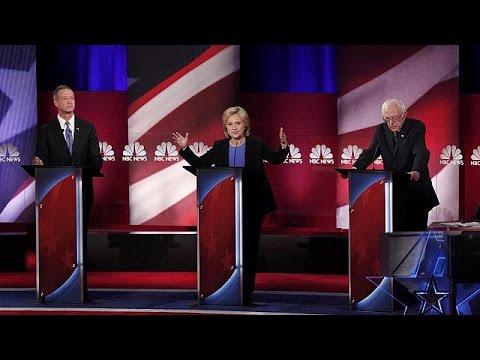 ΗΠΑ: «Βγήκαν τα μαχαίρια» στο ντιμπέιτ των Δημοκρατικών
