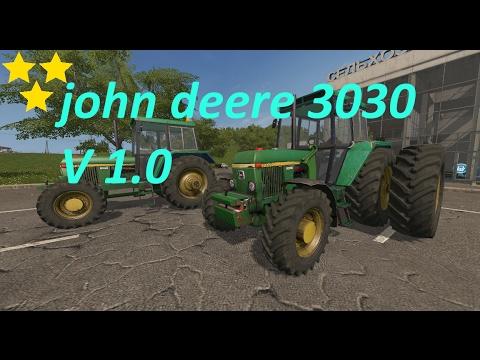 JOHN DEERE 3030 v1.0