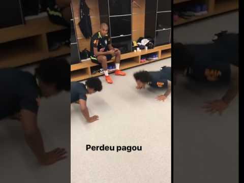 "Neymar ""punisce"" Marcelo e Willian… occhio Juve!"