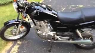 10. 2008 Honda CB250 Nighthawk