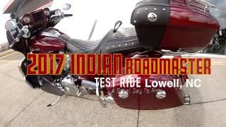 9. 2017 Indian Roadmaster