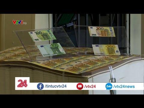 Tờ 100 và 200 Euro mới được đưa vào lưu hành trên khắp thế giới có gì lạ @ vcloz.com