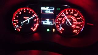 Video 2015 Subaru WRX 6 Speed launch from 0-60 MP3, 3GP, MP4, WEBM, AVI, FLV Agustus 2018