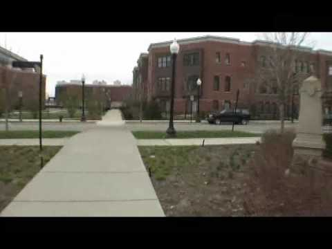 A walk through University Village, Chicago, Part 1