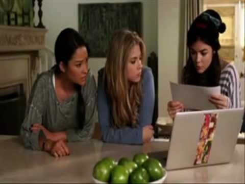 Pretty Little Liars Episode 15 Sneak Peek 2-If At First You Dont Succeed Lie Lie Again
