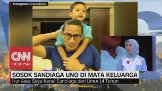 Video Sosok Sandiaga Uno di Mata Keluarga MP3, 3GP, MP4, WEBM, AVI, FLV Maret 2019