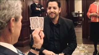 President George W. Bush Card Trick: Real or Magic | David Blaine