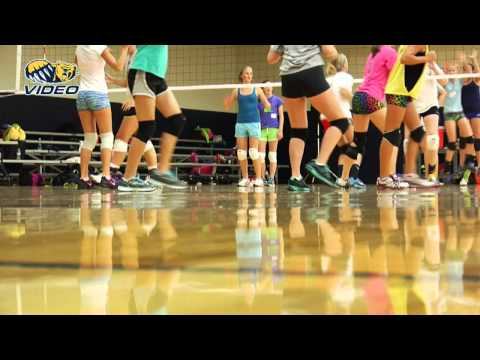 Volleyball talks about its highly successful annual summer camps