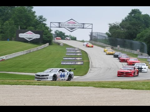Trans Am Race at Road America