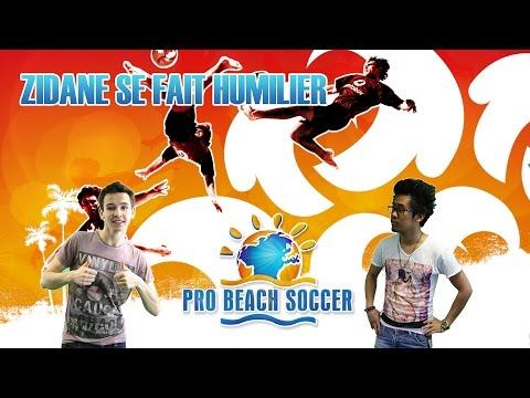Beach - Un petit 1v1 des familles entre Domingo & moi-même sur Pro Beach Soccer, petit jeu à l'ancienne on tape des barres, n'hésitez pas à lâcher un maximum de pouces bleus et de commentaires...