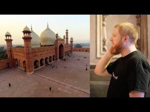 MUSLIM CALL TO PRAYER   Badshahi Mosque   John Fontain