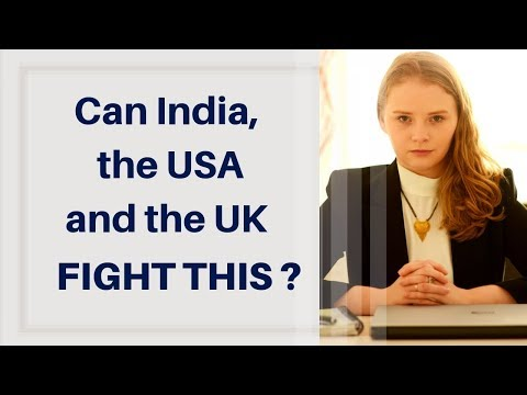 Can India, America And Britain Fight This? Karolina Goswami