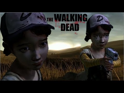 The Walking Dead Tribute Song / Clementine Game Tribute - Bina Bianca