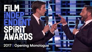 Nonton Nick Kroll   John Mulaney S Opening Monologue At The 2017 Film Independent Spirit Awards Film Subtitle Indonesia Streaming Movie Download