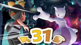 Pokémon Let's Go Pikachu & Eevee - Episode 31 | Cerulean Cave: Mewtwo! by Munching Orange
