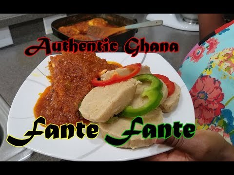How to make Authentic Fante Fante
