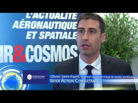 INTER ACTION CONSULTANTS, le couteau suisse de la compétitivité au service de l'industrie aéro © Benoit Gilson