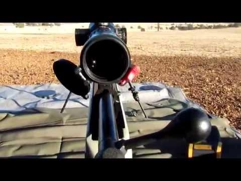 EXTREME SHOOTING 338 LAPUA at 3280 yards (3 Kilometres) attemp