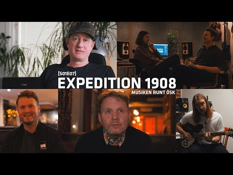 Expedition 1908: